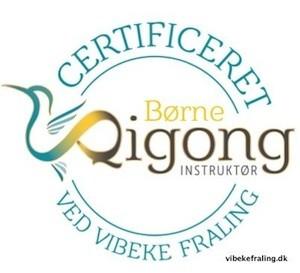 certificeret børneqigong instruktør uddannelse