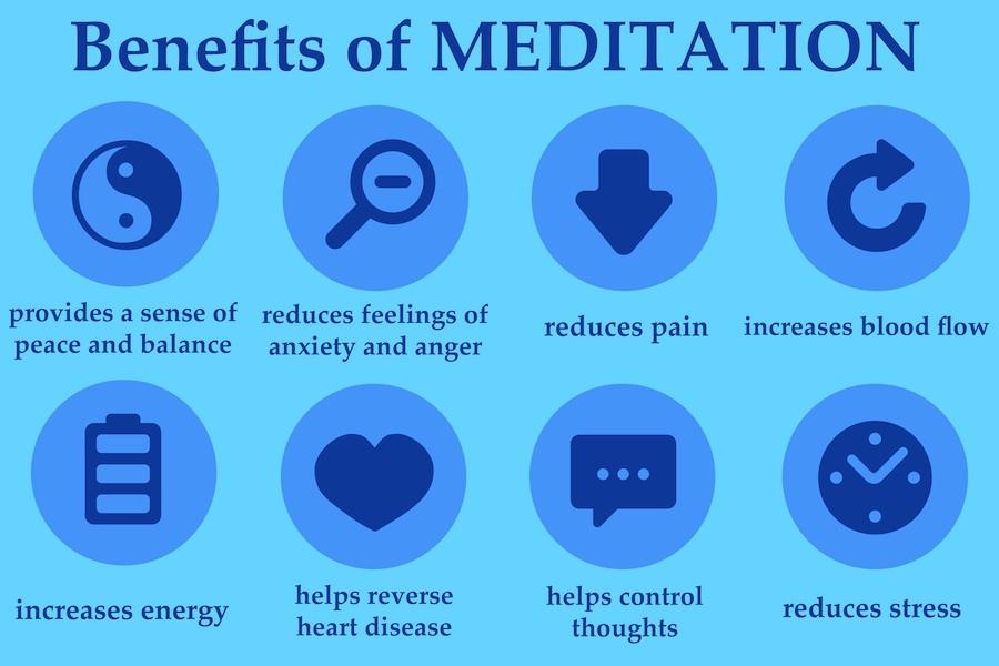 Stresshåndtering - meditation
