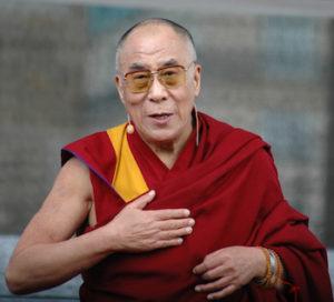 Qi Dalai Lama Vibeke Fraling