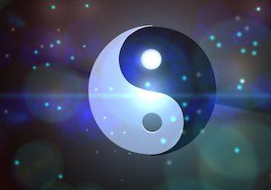 yin og yang Vibeke Fraling