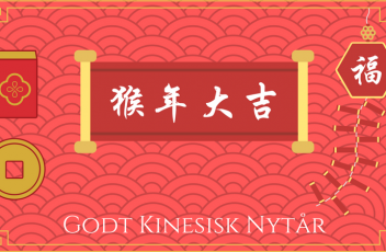 Godt Kinesisk Nytår