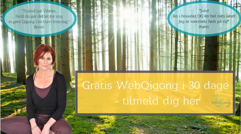 Vibeke Fraling - WebQigong