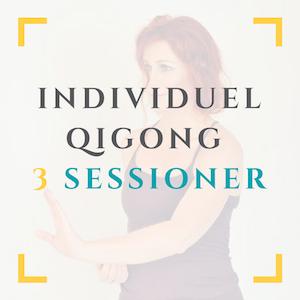 Individuel Qigong Vibeke Fraling
