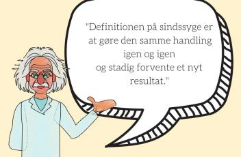 Einstein idioti citat