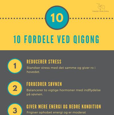 10 fordele ved Qigong – Se om du kunne have glæde af Qigong