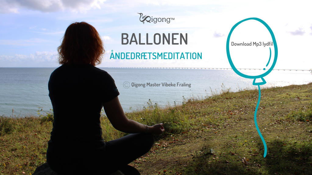 Qigong åndedrættet - ballonåndedrættet